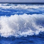Flashback: Zomaar ineens op het strand