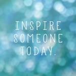 Inspiratie… van zonnestraal tot die éne zin. Wat inspireert jou?