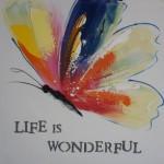 Mijn vlinder, mijn authentieke ik