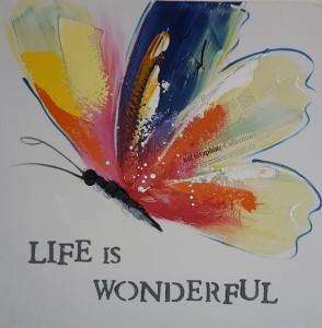 Life is wonderful- Leef en schrijf uit je hart coaching