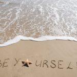 Wees jezelf!