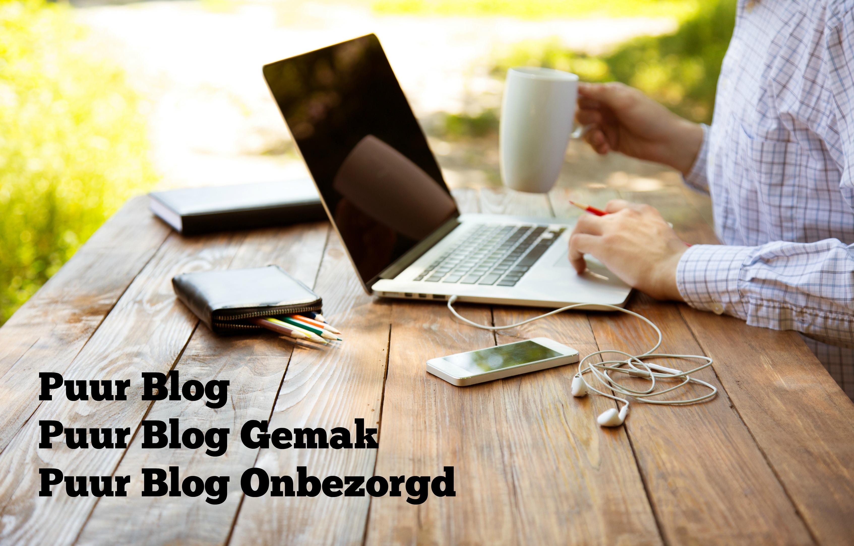 Puur Blog-bloggen-www.marijehoogland.nl